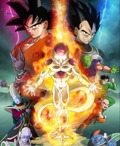 - New TV series - Dragon Ball Super Scheduled to begin airing in July 2015 Aim to increase revenue by developing multiple businesses centered on movies and TV anime shows Secondary Use - App Game