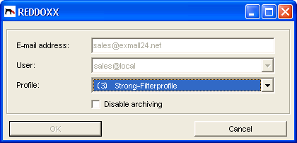 4.2.2.3 E-mail Aliases E-mail aliases are assigned to a user.