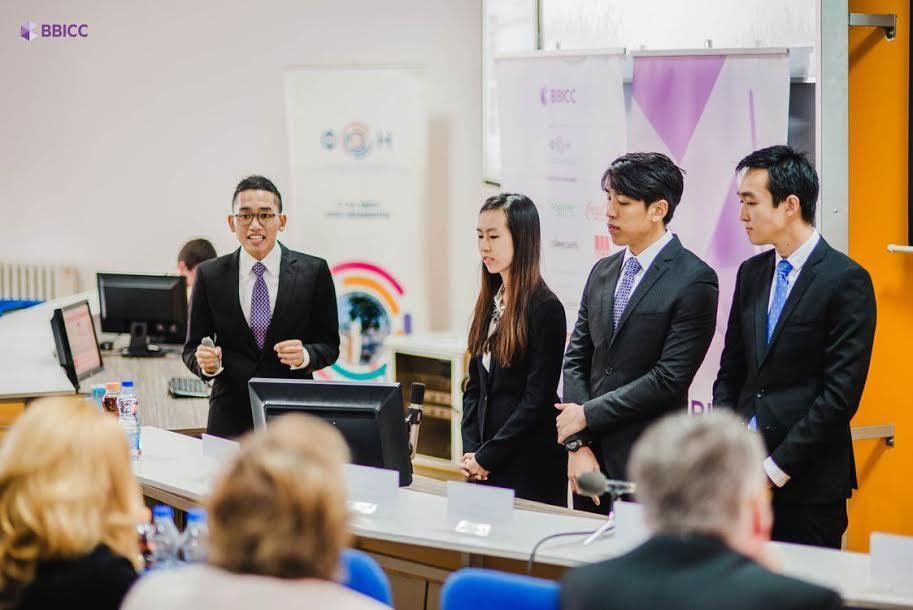 International Institute of Marketing Professionals Volume 3, Issue 11 February 2015 IIMP is at the Business International Case Competition, organized by the University of Belgrade, for the second