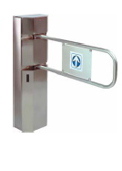 Other systems Complementary security systems Automatic barriers Turnstiles Pole