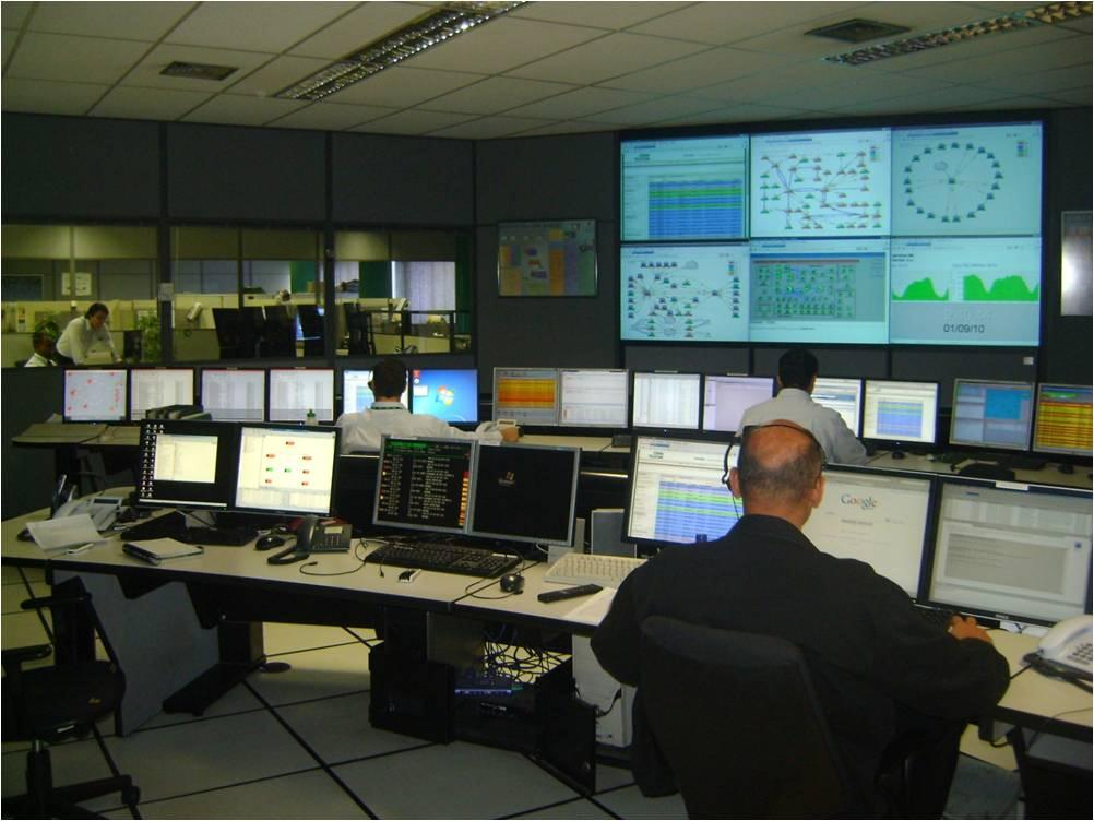 NOC Network Operational Management Center 24 x 7 x 365 NOC SDH