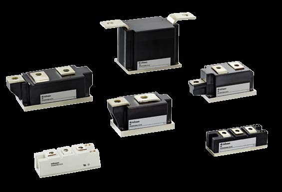 Thyristor ad diode modules PowerBLOCK A product rage for optimum desig Thyristor ad diode PressPACK High power Low loss Less CO2 geeratio Phase cotrol thyristors Phase cotrol thyristors Idustrial