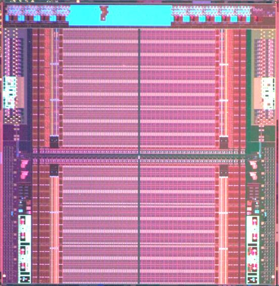 22 nm Tri-Gate Circuits 364 Mbit array size >2.9 billion transistors 3 rd generation high-k + metal gate transistors Same transistor and interconnect features as on 22 nm CPUs 22 nm SRAM, Sept.