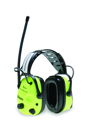PRODUCT NUMBER: 1015210 Bilsom AM/FM Radio Hi-Vis Earmuff View More Overview Reference Number 1015210 Product Type Hearing Protection Range Earmuffs Line Radio Earmuffs Brand Howard Leight by Sperian