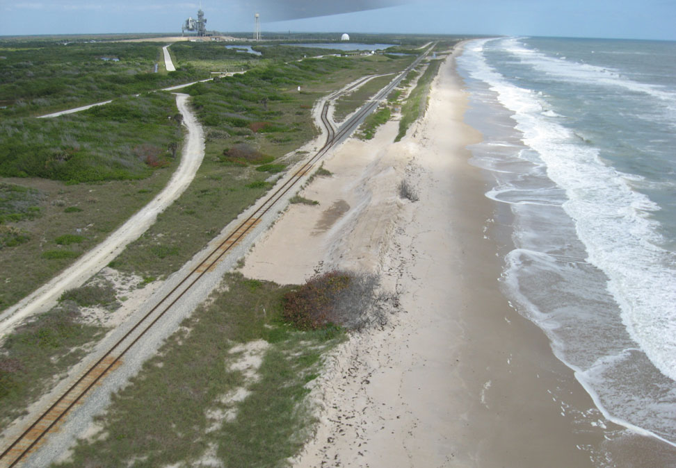 II. Sea-Level Rise and Its Effects on Florida s Ocean and Coastal Resources EFFECT: Changes in Barrier Islands, Beaches, and Inlets Beaches and inlets are regional systems of sediment deposition,