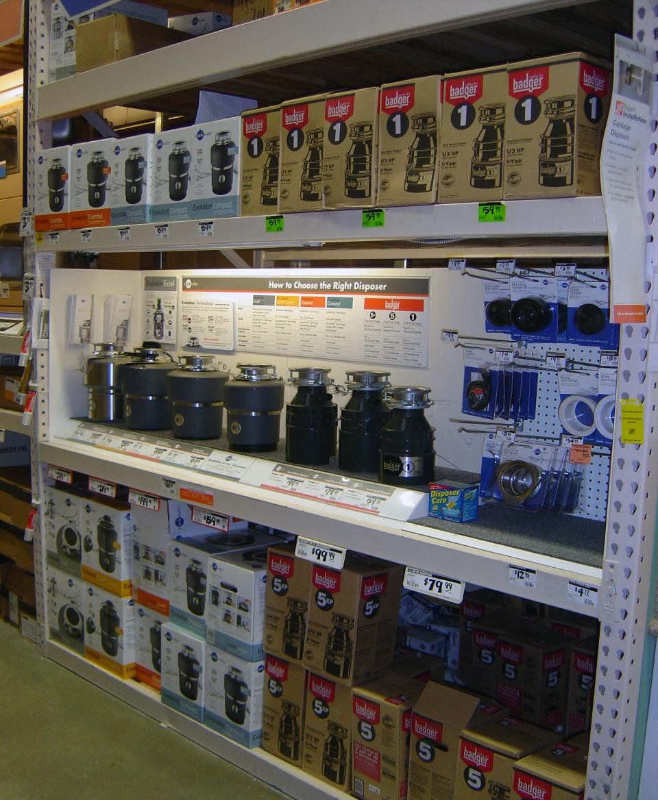 2.3 Example of a Bay during a PLR In-Bay POP Hang Tag Signage In-Bay Product Displays Peg Board/ Hooks