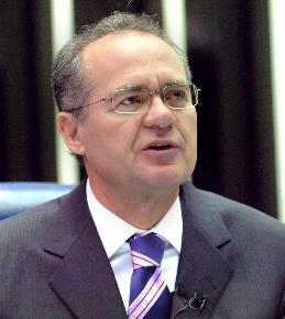 President of the Senate Renan Calheiros Senate» Born: 09/16/1955 59 years» Base State: Alagoas» Political party affiliation: Partido do Movimento Democrático Brasileiro PMDB» Most recent public
