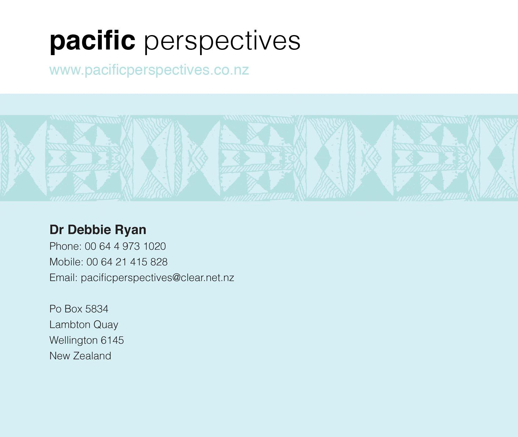 Primary Care for Pacific People: A Pacific and Health Systems approach Report to the Health