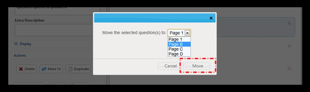 You ll now see a dialog pop up. Send this question to Page B (formerly known as page3).