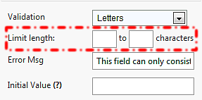 27: VALIDATION FluidSurveys allows validation to be added for text response questions. With validation, a response must adhere to the format specifications set up, otherwise it won t be accepted.