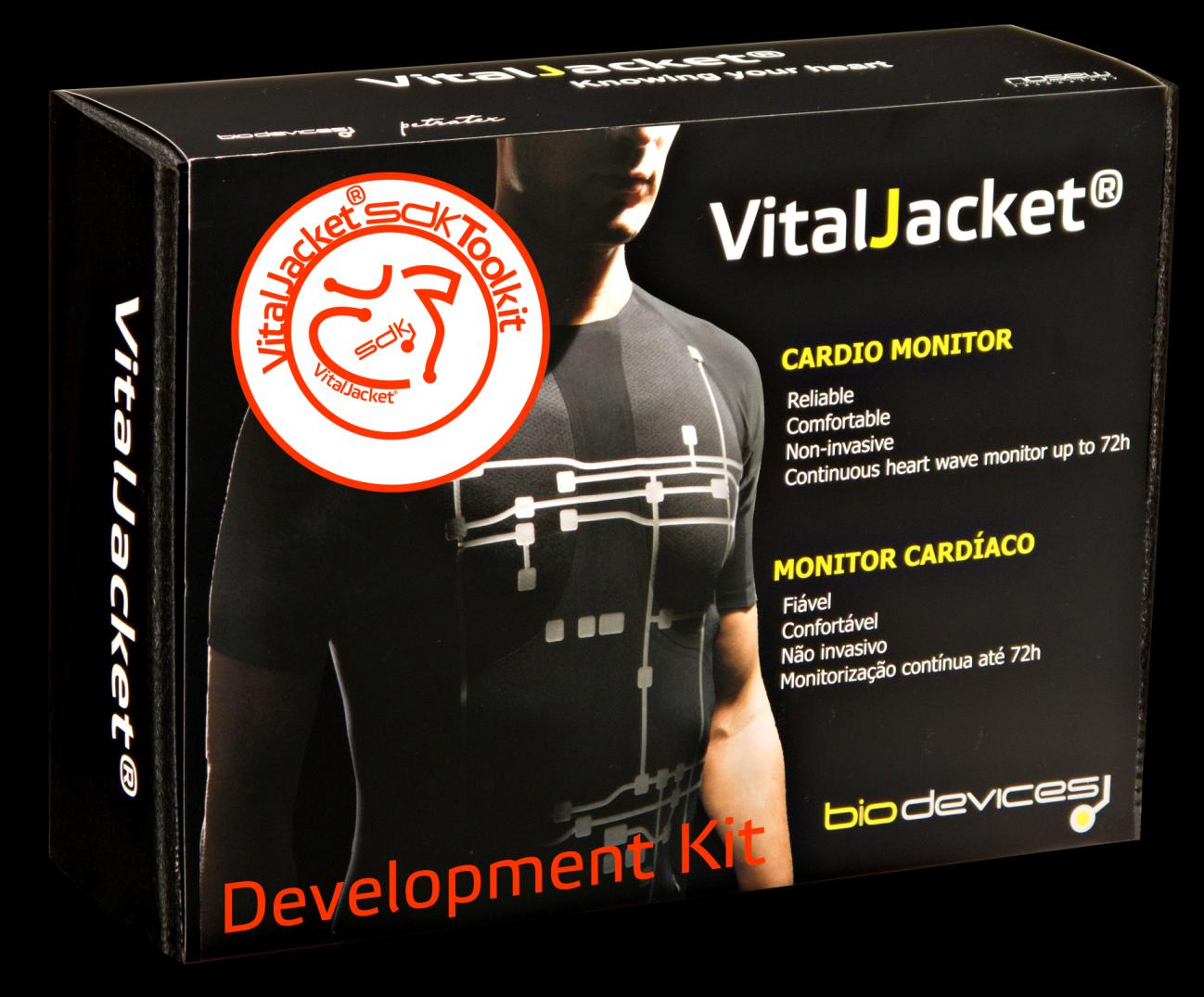 VitalJacket SDK v1.0.