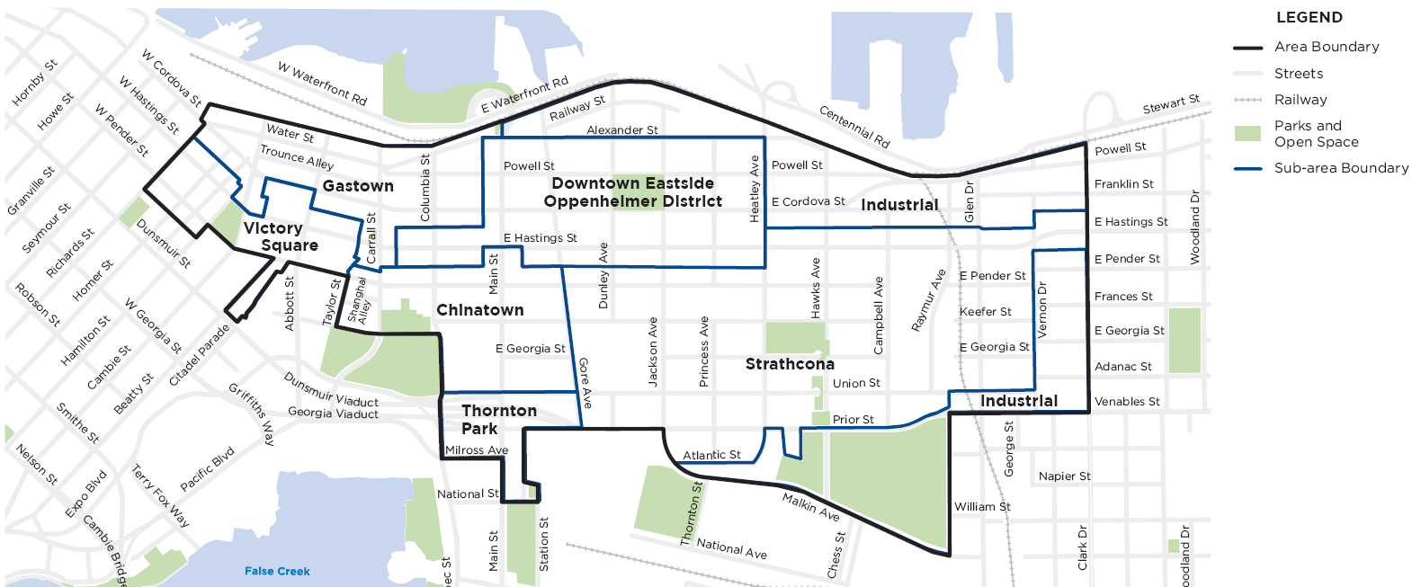 Downtown Eastside Local Area Plan DRAFT Version February 26, 2014 Page 1 1.