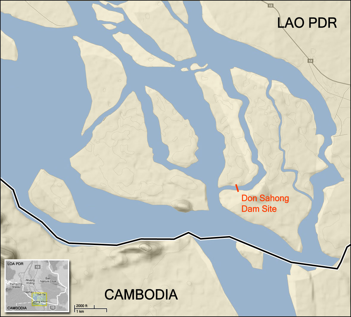 20 CRONIN AND HAMLIN The economic importance of migratory fisheries in Laos, Cambodia, and Vietnam is huge and not replaceable in the short-to-medium term.