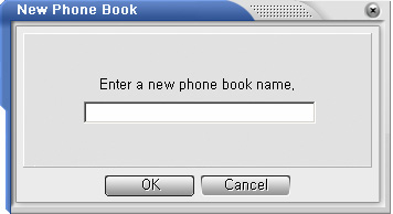 in the Selection View and click on the New Book option. How Do You Delete a Phone Book? a. How Do You Add Delete a Phone Book from the Directory Menu?