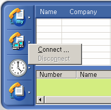 How Do You Remove a Network Phone Book? a. How Do You Remove a Network Phone Book from the Directory Menu? Click on Network PhoneBook in the Directory menu, then choose the Disconnect option.