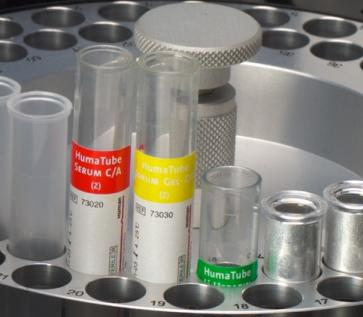 Maximum flexibility Wide choice of sample and reagent