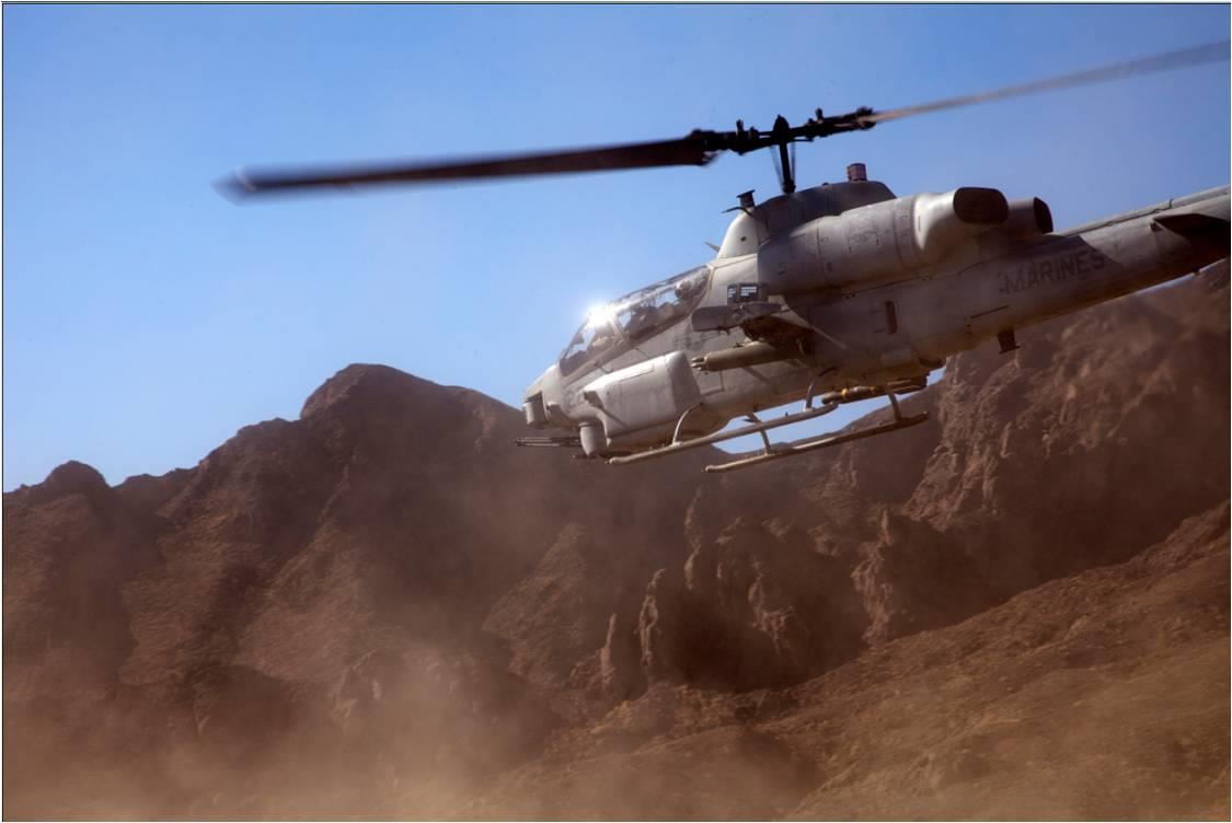 AH-1W : PROGRAMMATICS, SUSTAINMENT AND FUTURE AH-1W: The AH-1W Super Cobra is a combat proven force multiplier for the MAGTF.