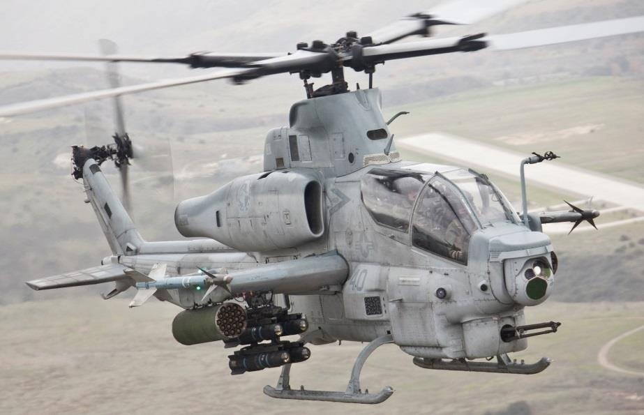 AH-1Z : PROGRAMMATICS, SUSTAINMENT AND FUTURE AH-1Z: The H-1 program replaces the UH-1N and AH-1W aircraft with the AH-1Z Viper and the UH-1Y Venom.