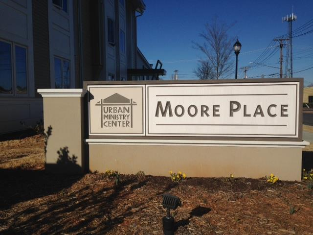 Moore Place Permanent Supportive Housing Evaluation Study Year 1 Report February 14,