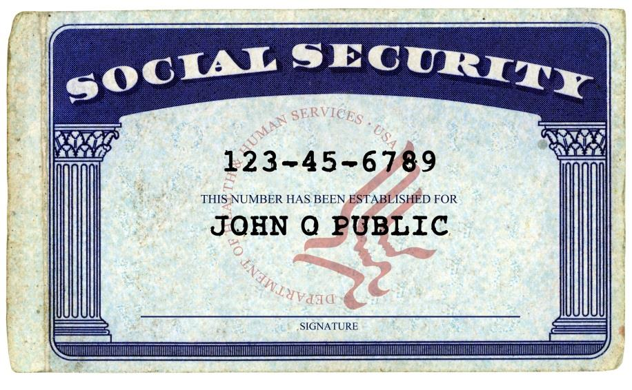 If reported names and social security numbers do not match Social Security