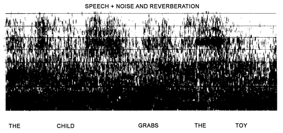 Speech in Reverberation and Noise Adapted