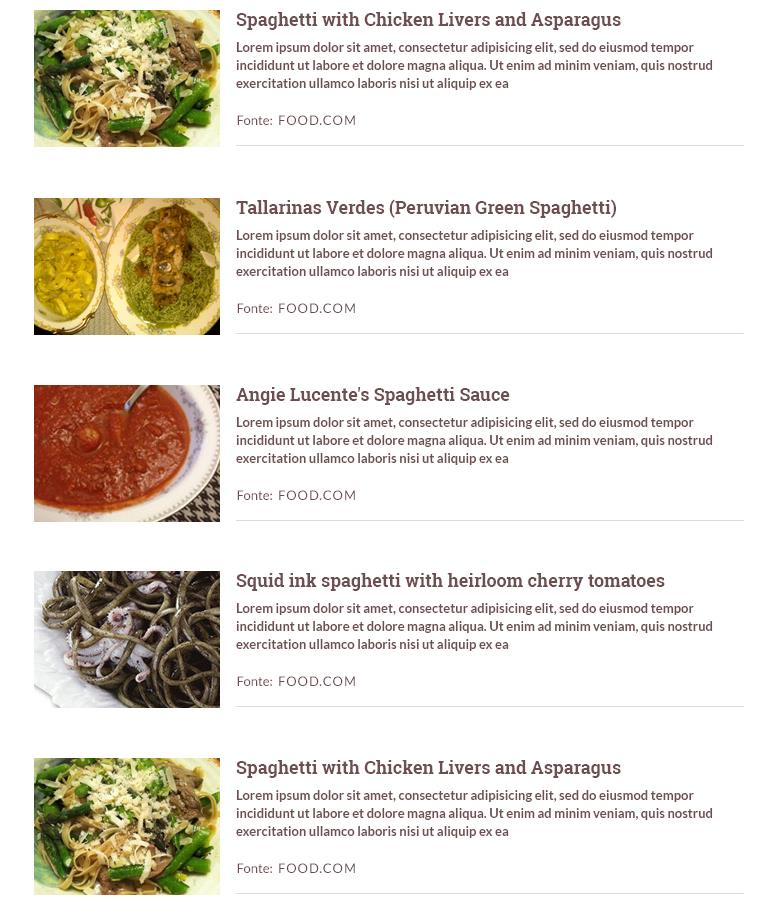 How we treat your content Featured recipes We will show your entire recipe. The original source is always visible.