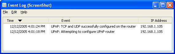 UPnP Caveats: Only uses one WAN at a time Dynamically generated rules