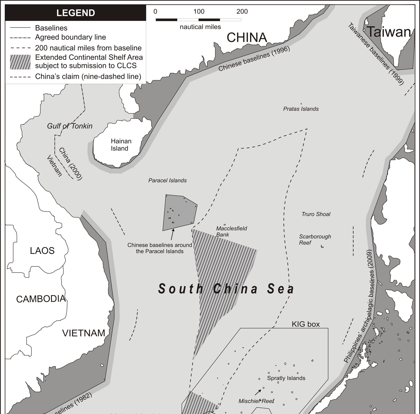 Stirring up the South China Sea (I) Crisis Group Asia Report N 223, 23 April 2012 Page 38
