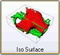 2.2 Create IsoSurface Now you will create a 3D reconstruction of the Pyramidal Cell. Select IsoSurface in the Surpass View Click on Surpass in the main toolbar of Imaris.