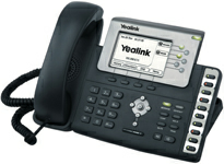 Introduction 1 1 Introduction This User Guide is written as general guide on how to set up the Yealink phone models: SIP-T18P, SIP-T20P, SIP-T22P, SIP-T26P, SIP-T28P, SIP-T60P and SIP-T65P to work