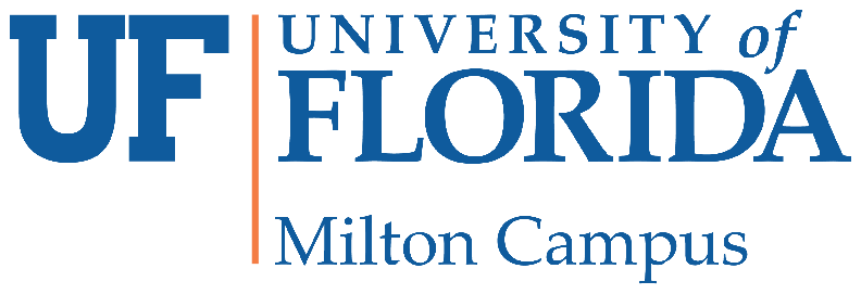 ACADEMIC PROGRAMS The University of Florida offers three Bachelor of Science degree programs on the Pensacola State College Milton Campus: Natural Resource Conservation, Plant Science: Environmental