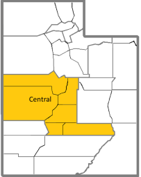 Central Utah Health District * Table 4.