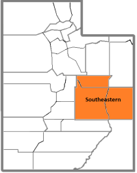 Southeastern Utah Health District * Table 8.