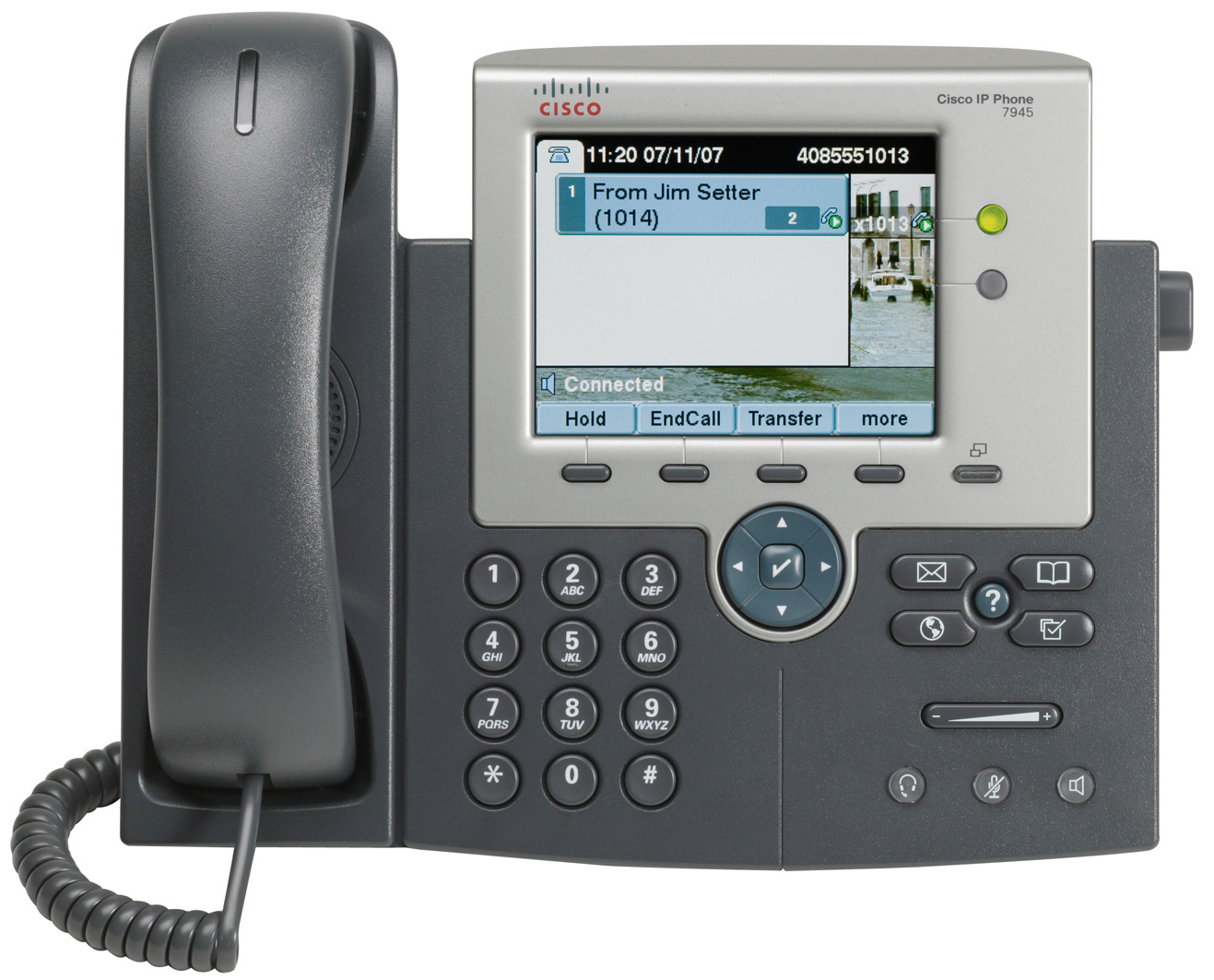 Cisco Unified IP Phone