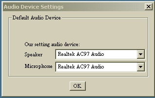 1 Advanced Settings Option 1: Auto Switch Skype Audio Device Skype will switch suitable audio device automatically.