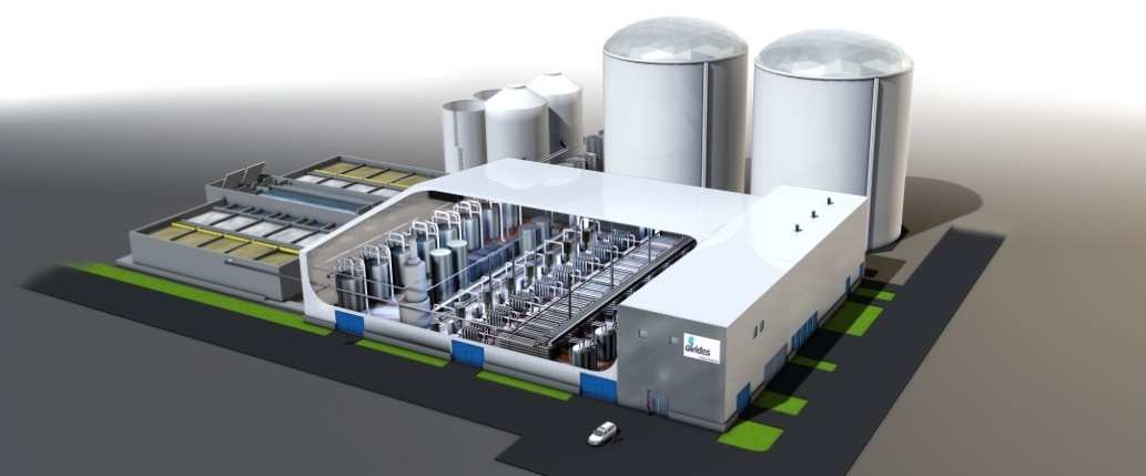 Evides DWP Rotterdam Demin Water Plant Botlek (Rotterdam) Multi-client plant & redundant distribution system X X