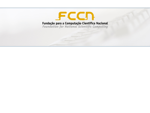 Voice over IP at the Portuguese NREN Instituto Superior Técnico Lisboa - March, 22 2006 sip:voip@fccn.pt 1 FCCN FCCN runs and manages the Portuguese NREN, TLD.