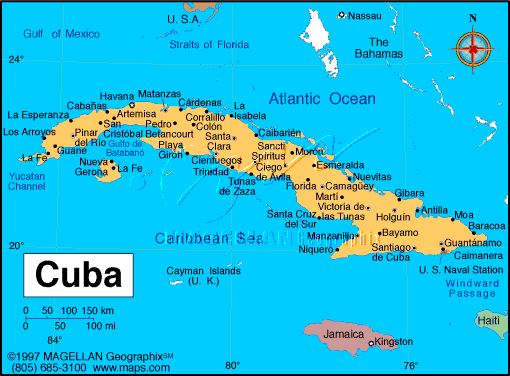 A Brief History of Cuba Cuba, officially known as the Republic of Cuba, consists of the island of Cuba, the Isle of Youth, and several other small islands.