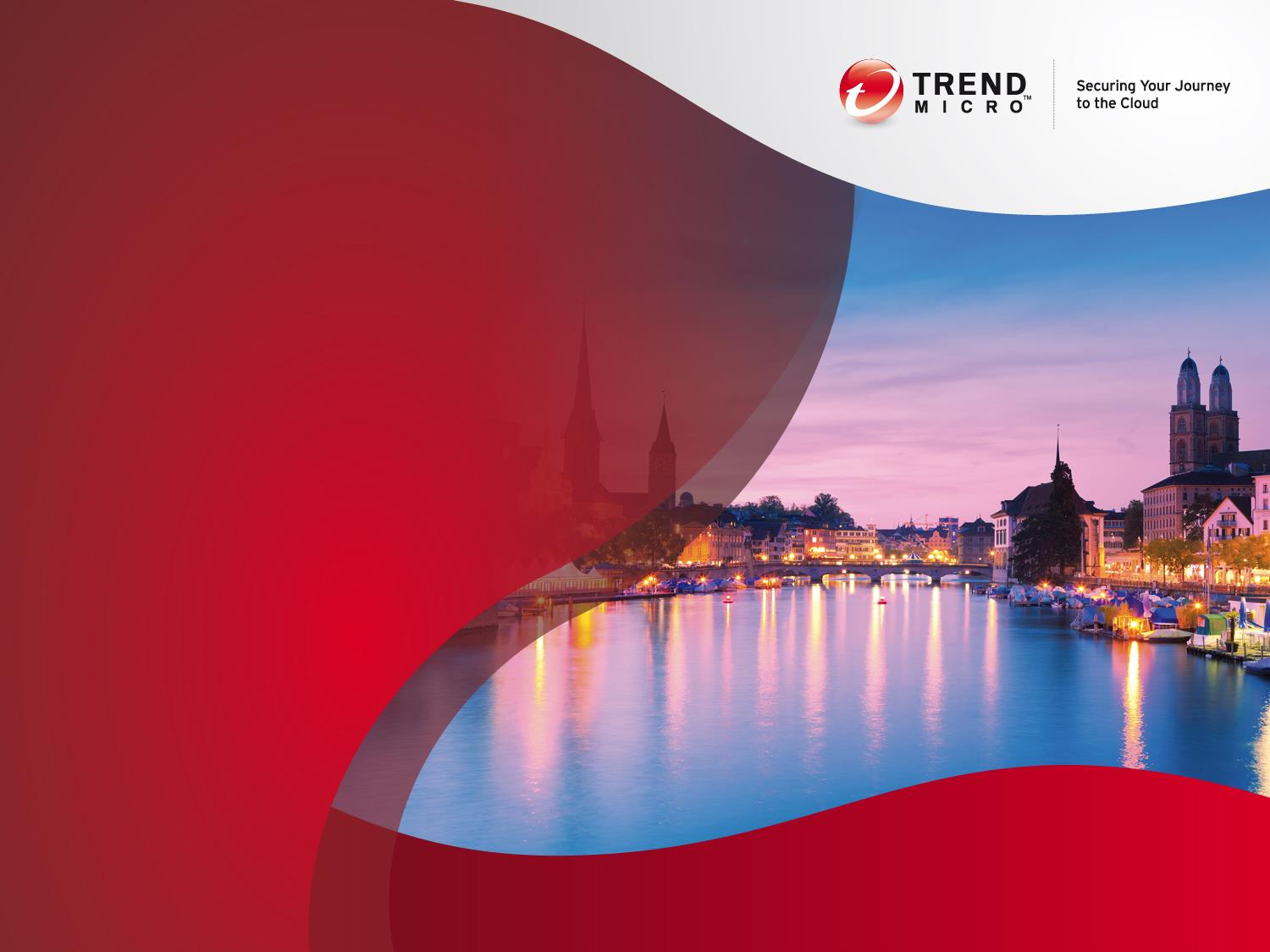 Trend Micro Sicherheit in