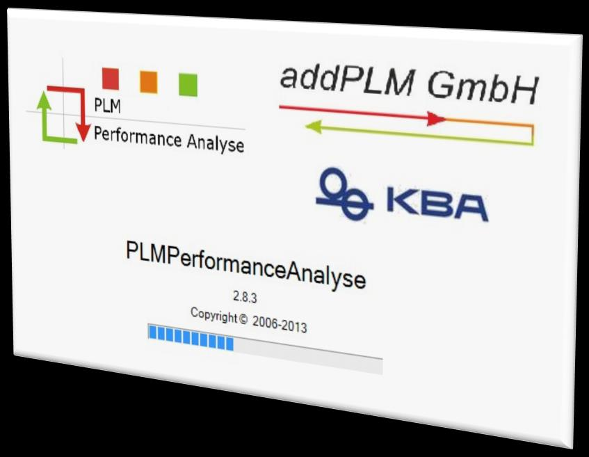 PLMPerformanceAnalyse the solution for automated and permanent
