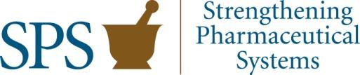 Strengthening Pharmaceutical Systems Center for Pharmaceutical Management Management Sciences for