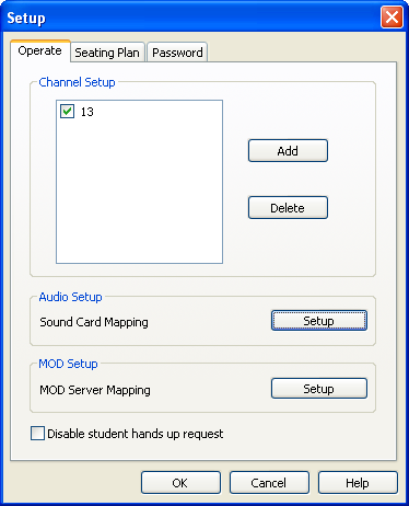 Exit Teacher Quit CMS Teacher. Settings To customize the system settings of Teacher for various functions in order to optimize the effective use of the CMS system.