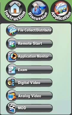 5.5 Application File Collect/Distribute Refer to section 5.7. Restart Start Enables the teacher to remotely launch a selected application/open a particular URL on the selected student s computer.