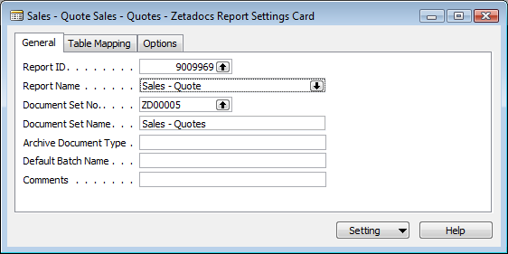 Configuring Zetadocs for NAV: Basic Configuration (vii) Zetadocs Customer Rules and Zetadocs Vendor Rules The Zetadocs Customer and Vendor Rules are generally accessed from the NAV Customer or Vendor