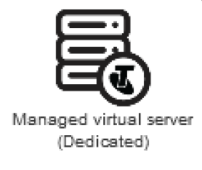 CHAPTER 4 YOUR MANAGED VIRTUAL SERVERS BEFORE YOU CREATE A VIRTUAL SERVER For security purposes, we suggest configuring a firewall in your public network before creating any virtual servers in your