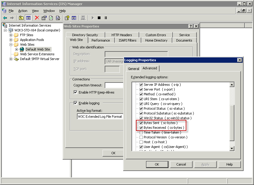 Click OK button on all dialogs to save settings.