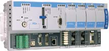 The Profinet interface module integrates XCx controllers in networks with higher-level Profinet controllers for distributed operation ( page 36).