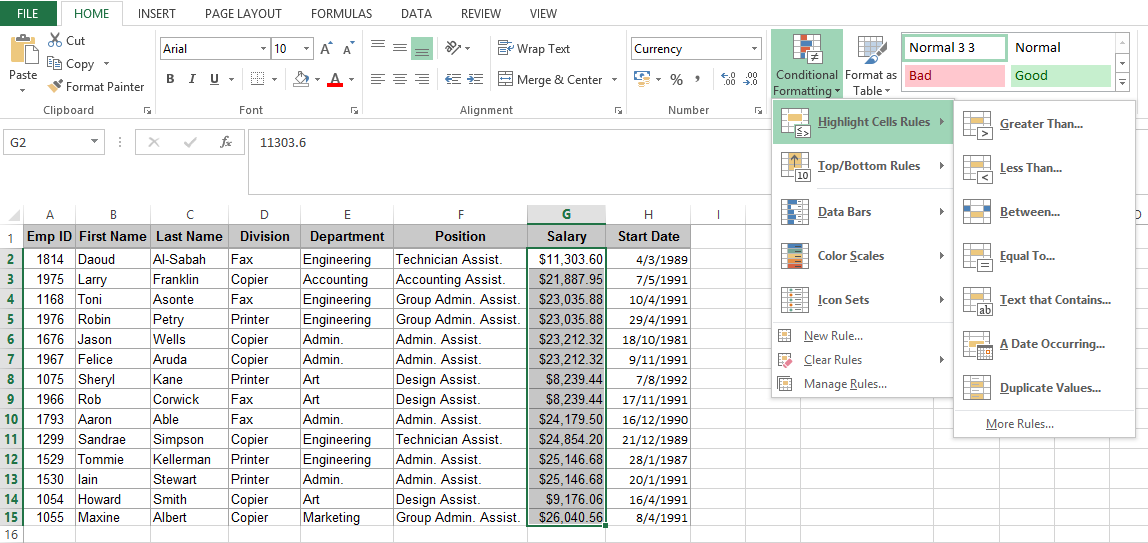 Microsoft Office Excel 03 : Excellent Excel Skill หน าท 5.
