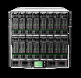 HP BladeSystem Economics Traditional Infrastructure HP BladeSystem 50% less hardware cost* 40% less power* 46% less set up and configuration* Investment in a bladed infrastructure is paid back in