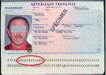 Item 1 Name: It is very important that you list your name exactly as it appears (or will appear) at the bottom of your passport within the bar code.